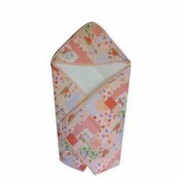Cotton Printed Baby Sleeping Bag, Newly Born