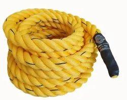 Exercise Polypropylene Rope