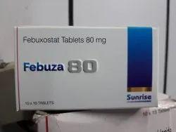 Febuza 80mg Tablets