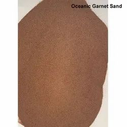 Oceanic Garnet Sand mesh 80, Packaging Type: Hdpe Bag, Packaging Size: 25 Kg