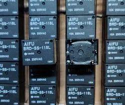 SUGAR CUBE RELAY (T73) AFE (AIFU) BRD-SS-115L (15V) / BRD-SS-118L (18V) / BRD-SS-148L (48V)