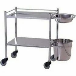 Instrument Trolley For Hospitals