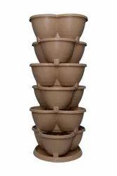 Vertica Stack a Pot Set Of 5 Pieces