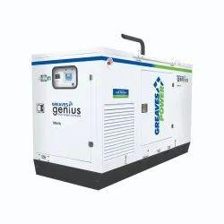 Three Phase 50 KVA Greaves Silent Diesel Generator