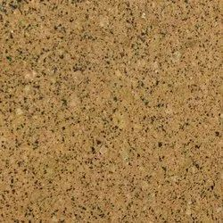 Polished Gold Granite Slab, For Flooring, Thickness: 15 mm