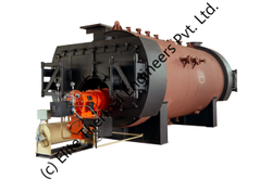 Gas Fired IBR Boiler