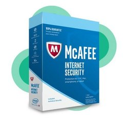 McAfee Internet Security 1 Pc 5 Year