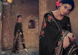 BELLIZA DESIGNER STUDIO RIWAYAT PASHMINA DIGITAL STYLE PRINT SIMPLE SOBAR SUITS SELLER