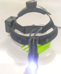 ENT LED Headlight Rechargeable