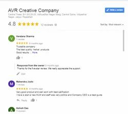 Google Feedbacks and Reviews