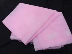 For saress kids & ladies garments Square Net Fabric