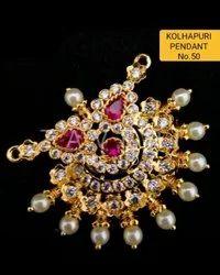 50 Kolhapuri Fashion Pendant