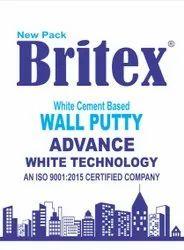 BRITEX Wall Putty 40 Kgs
