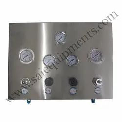 Gas Mixture Panel