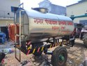 Water Sprayer Tanker