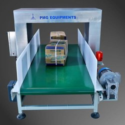 Carton Boxes Metal Detector