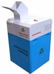 Medical Waste Shredder Machine