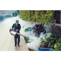 Spray Outdoor Pest Control Service