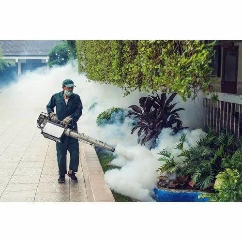 Outdoor Pest Control Service