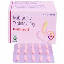 Ivabrad 5 Tablet