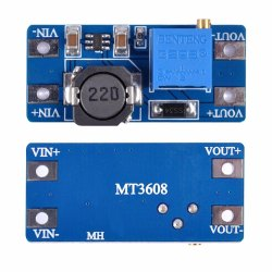 MT 3608 DC To DC Boost Convertor