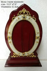 Frame Wooden Momento / Trophy