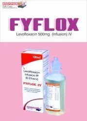 FYflox IV Infusion Levofloxacin 500mg Sodium Cl. 900mg 100ml