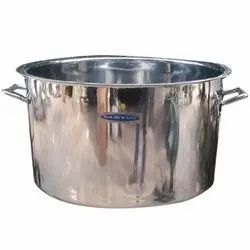 Polished Stainless Steel Cookware, For Kitchen