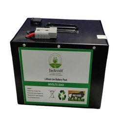 Jackvolt 60V 20Ah Electric Bike Lithium Ion Battery Pack