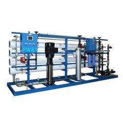 Industrial FRP Reverse Osmosis Plant