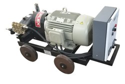 Triplex Plunger High Pressure Pumps