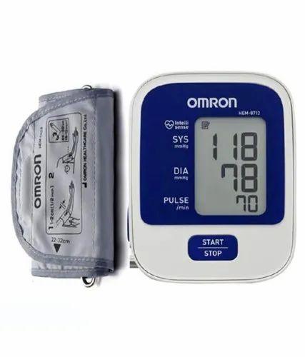 Omron Automatic Blood Pressure Monitor HEM 8712 AAP