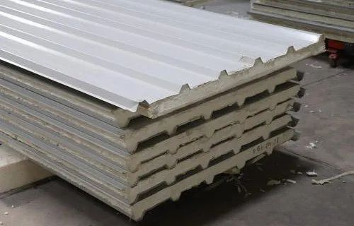 Roof PUF Insulated Panels