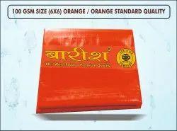 100 Gsm (6x6) Standard Quality Tarpaulin