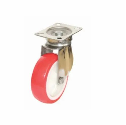 123 mm Swivel L TTB Series Caster Wheel
