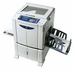 RISO RZ200 Digital Duplicator