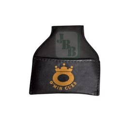 JBB Snooker Leather Chalk Holder Pouch