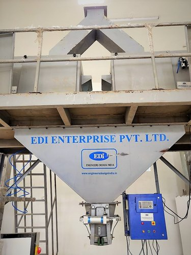 Edi Duplex Weighing & Bagging Machine