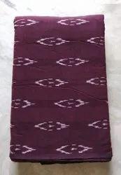Cotton Printed Ikat Fabric, GSM: 100-150 GSM