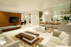 Bungalow Interior Designing Service