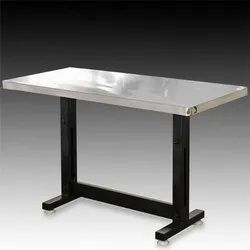 Silver Stainless Steel Tables