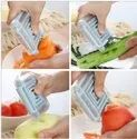 3 In 1 Switchable Peeler- 3 In 1 Design Switchable Vegetable Fruit Peeler(Multi Color)