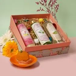 Flora Divine Hair Care Gift Box