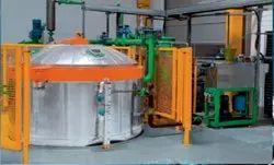 Mould Resin Impregnation Plant