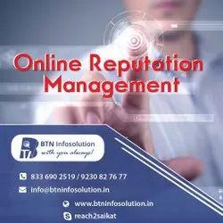 Digital Marketing Online Reputation Management Service