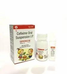 Cefixime Oral Suspension 50mg