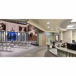 Commercial Corporate Office Interior Designing Service