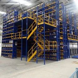 Multi Tire Mezzanine Floor