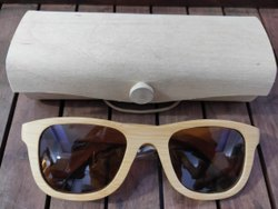 Bamboo Sunglasses Polarised UV400.