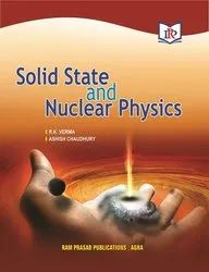 RPP English SOLID STATE AND NUCLEAR PHYSICS, 2020, R.k. Verma & Ashish Chaudhary